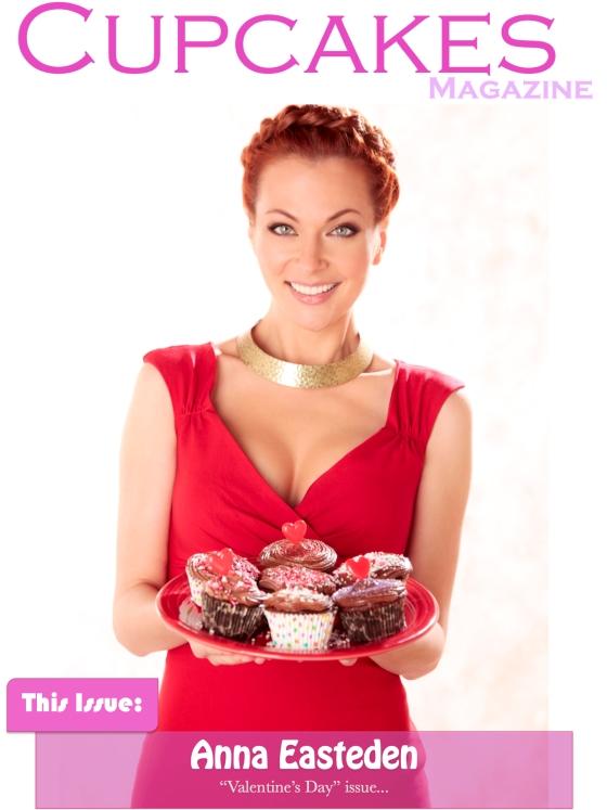 Anna Easteden-Cupcakes Magazine